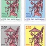 Philatelist Alert:  Vatican Issues Stamps for the Interregnum
