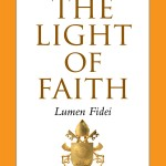 Lumen Fidei - provisional cover of the hardcover edition, to be released by Ignatius Press in August 2013