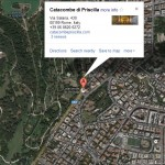 Catacomb of St. Priscilla–Restored, and Now on Google Maps