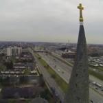 St. Josaphat - steeple