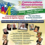 Americans to Join Pope Francis for Charismatic Conference in Rome
