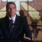 Jim Caviezel - funeral