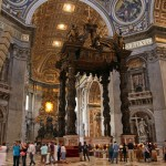 St Peters Basilica in Rome - 600 px