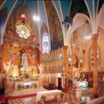 St Albertus Church in Detroit