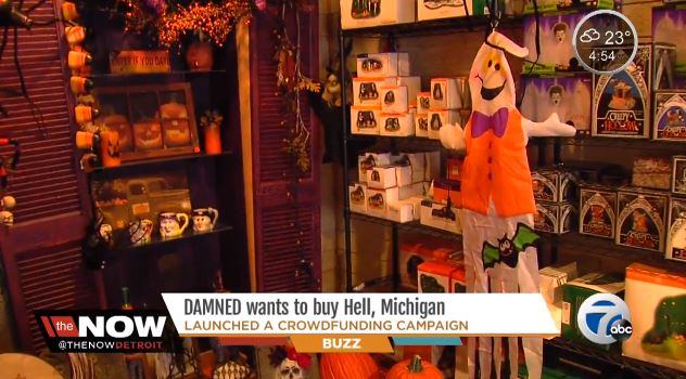 Land For Sale By Owner Near Me >> Hell (Michigan) Is for Sale; and Now, Damned Group Wants ...