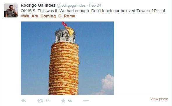 http://wp.production.patheos.com/blogs/kathyschiffer/files/2015/03/We-Are-Coming-Tower-of-Pizza.jpg