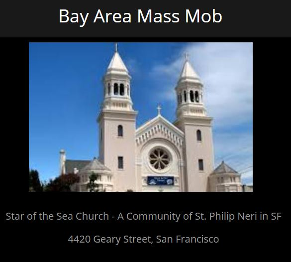 Bay Area Mass Mob