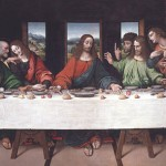 HOLY THURSDAY:  Remembering Jesus' Gift of Himself in the Eucharist