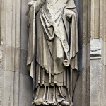 Statue of Stephen Langton outside of Canterbury Cathedral - By Ealdgyth (Own work) [CC BY-SA 3.0 (http://creativecommons.org/licenses/by-sa/3.0)], via Wikimedia Commons