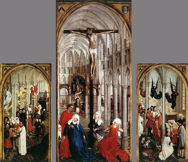 Rogier van der Weyden (1399/1400–1464) [Public domain], via Wikimedia Commons
