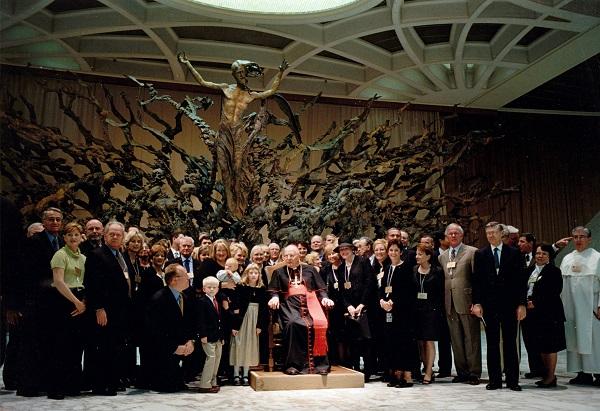 Vatican - Legatus in Paul VI Hall