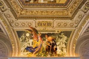 Vatican - trompe loeuil