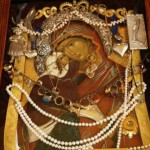 The Miraculous Myrrh-Streaming Icon of St. Anna
