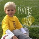 Football Family's Faith Inspires, As 5-Year-Old Chad Carr Loses Battle With Cancer