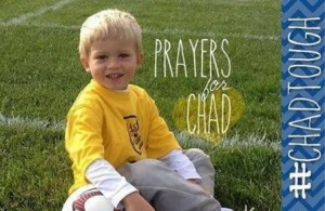 Prayers for Chad