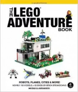 Lego Adventure Book