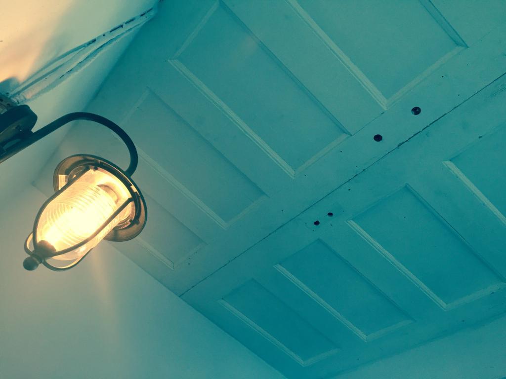 cafe lantern