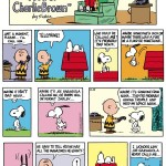 Republishing an Old Peanuts Cartoon with Me in It Is Problematic