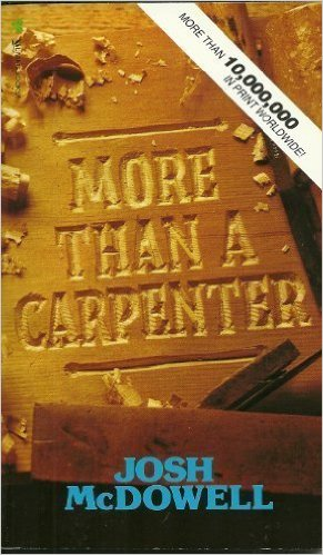Review of Chapter 1 in Josh McDowell's, More than a Carpenter
