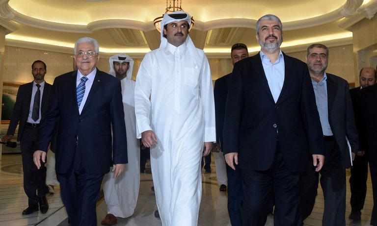 PalestiniansMeetInQatar
