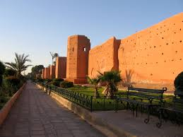 MarrakechMoroccoWall