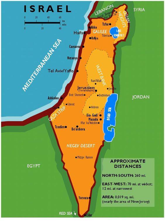 IsraelMap