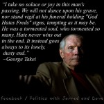 Thank you Fred Phelps