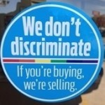 Refusing to discriminate against the gays is NOT discrimination!