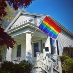 The Rainbow Flag on Main Street: Guest blogger Jonathan Chapman