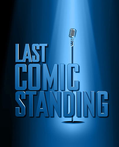 The Preacher as Last Comic Standing?