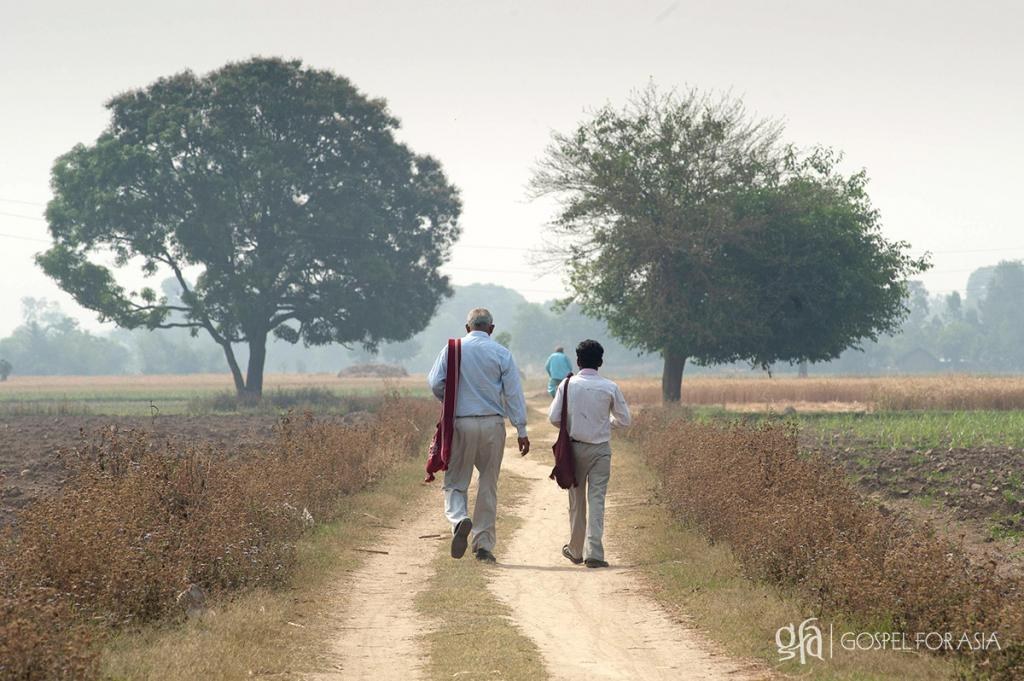 KP Yohannan thoughts on the mission field.