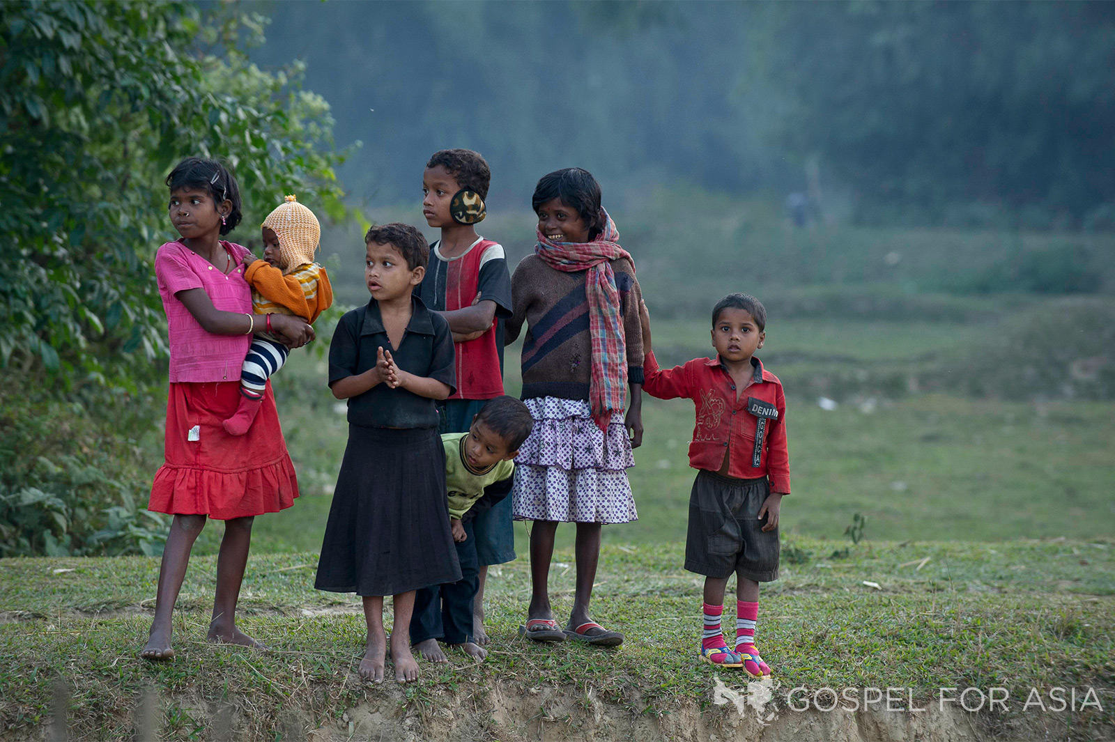 My dream is to one day rescue 500,000 children - KP Yohannan - Gospel for Asia