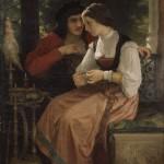 William-Adolphe_Bouguereau_(1825-1905)_-_The_Proposal_(1872)