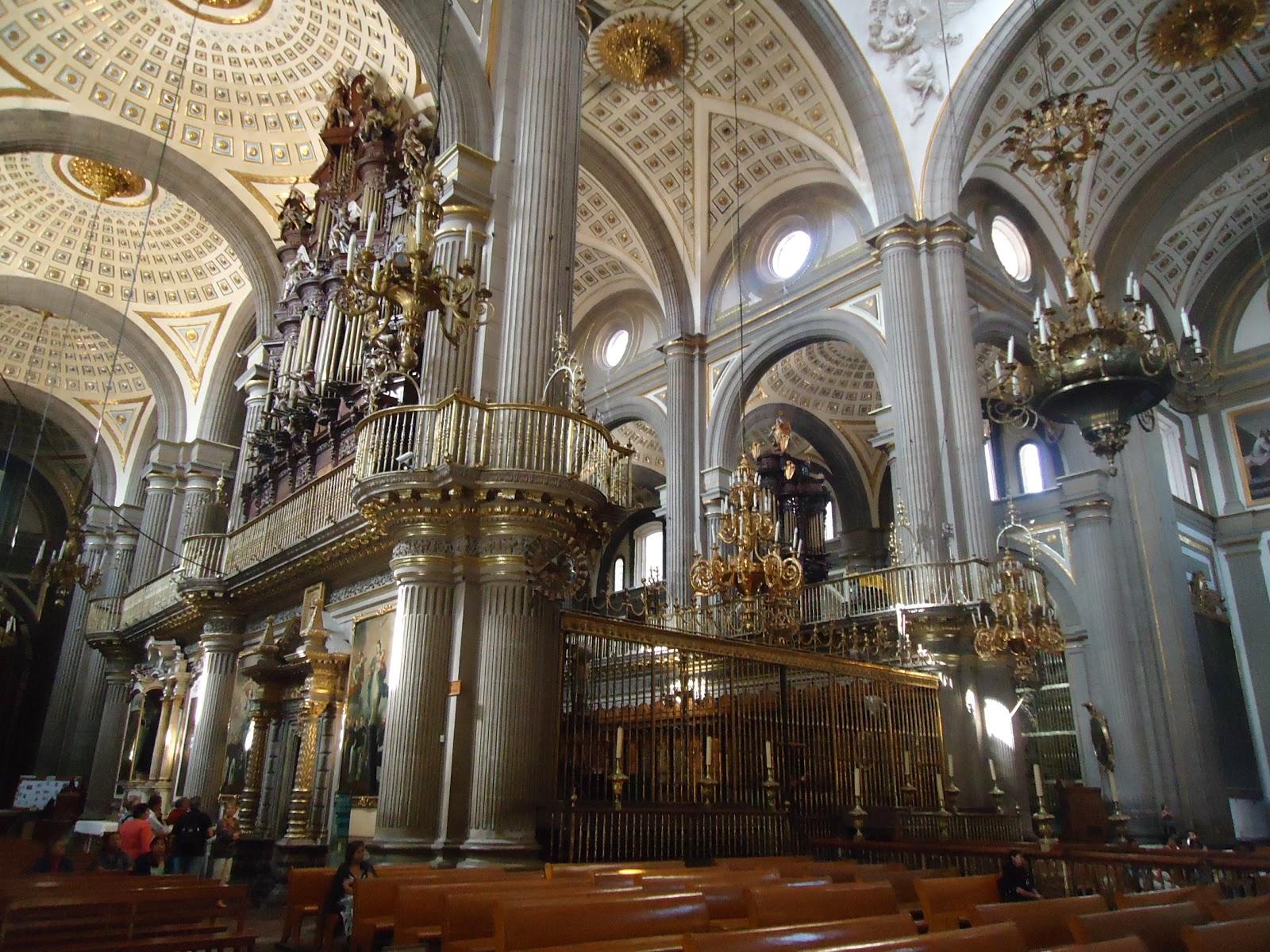 New spain baroque architecture for Architecture baroque