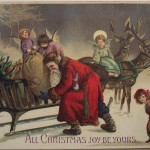 Santa Claus and the Spirit of Christmas