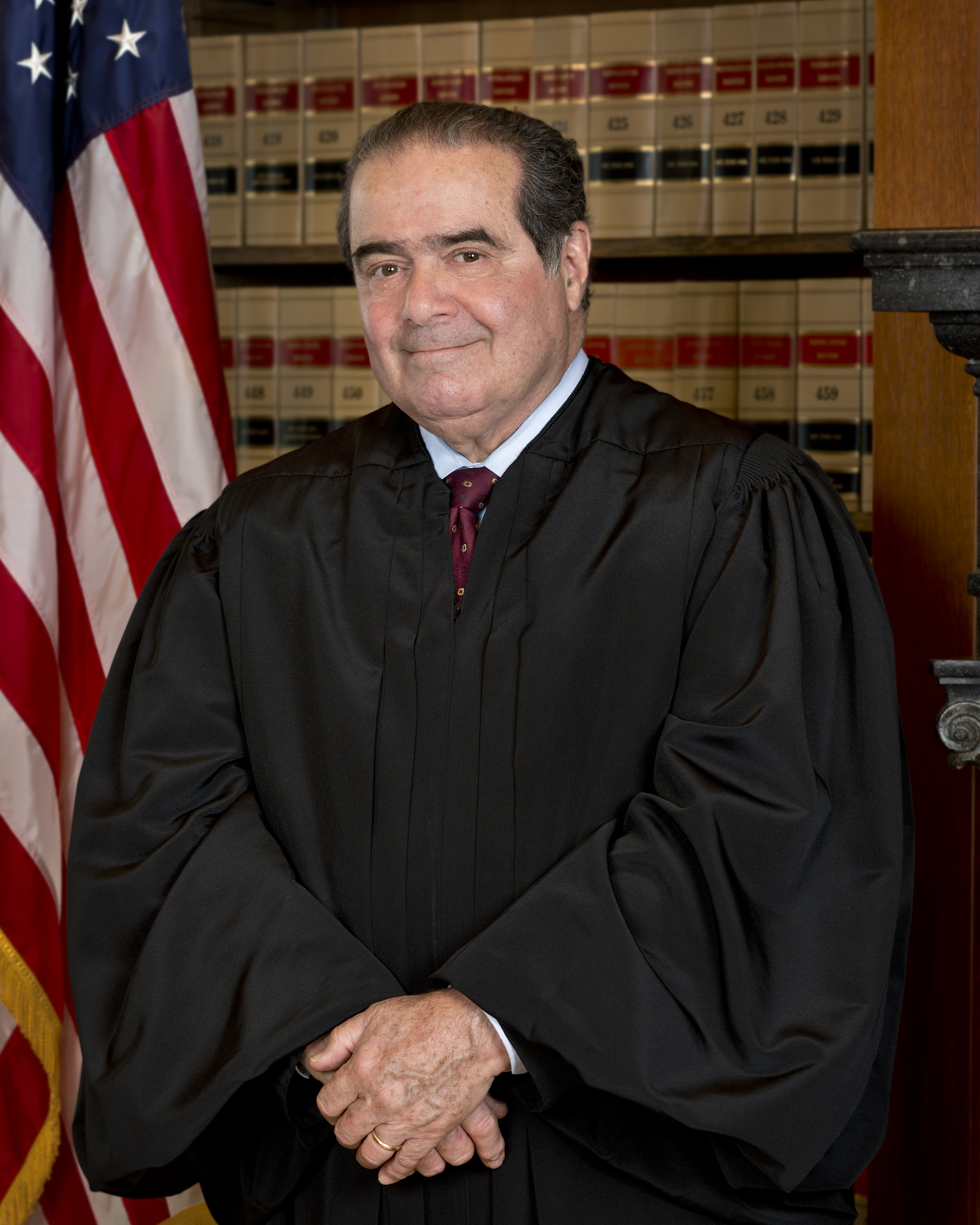 Antonin Scalia Quotes: Judge Scalia Wanted SCOTUS To Strike Down The 13th Amendment