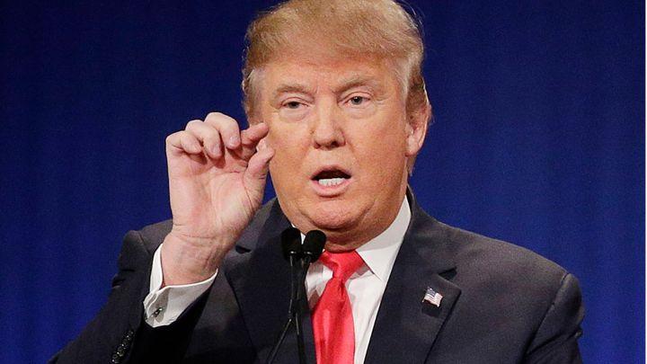 Donald Trump Proposes 'Trump Brand Body Parts