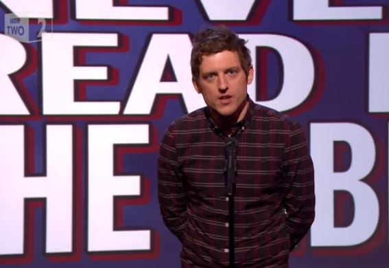 Things You'd Never Read In The Bible - Mock The Week