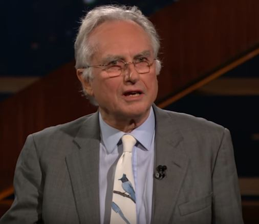 richard dawkins talks evolution and free speech with bill maher