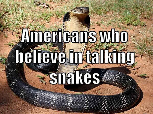 snake talk