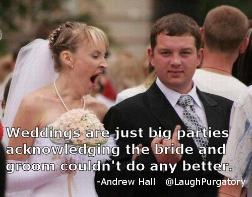 ugly wedding