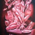 Image: Brainwashing by Cesarleal. Creative Commons.