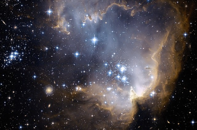 Star Clusters (Image: Pixabay. Public domain)