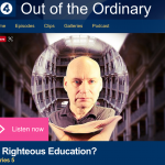 BBC Radio documentary on fundamentalist schools now online