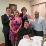 Catholic Formation and Leadership Conference Speakers with Bishop Oscar Cantú, S.T.D.
