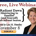 Join us for a free Advent webinar today!