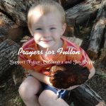 #FultonFriday – Praying for and Financially Supporting the Poppe Family