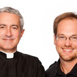 Rev. Michael White and Thomas Corcoran