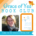 "Join us for a Virtual ""Grace of Yes"" Book Club & Interview {with me}!"