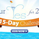 """Your Yes for 2015"" June Check-In"